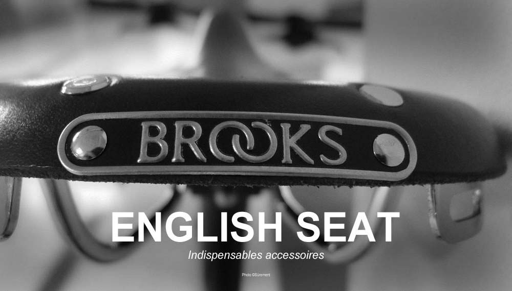 BROOKS English Seat