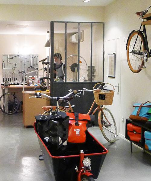 CAFÉ CYCLISTE La Bicycletterie à Lyon