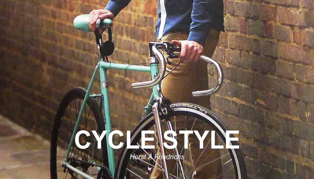 CYCLE STYLE Horst A.Friedrichs