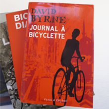 JOURNAL À BICYCLETTE David Byrne
