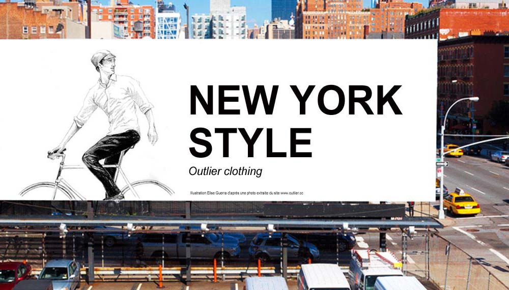 OUTLIER New-York style