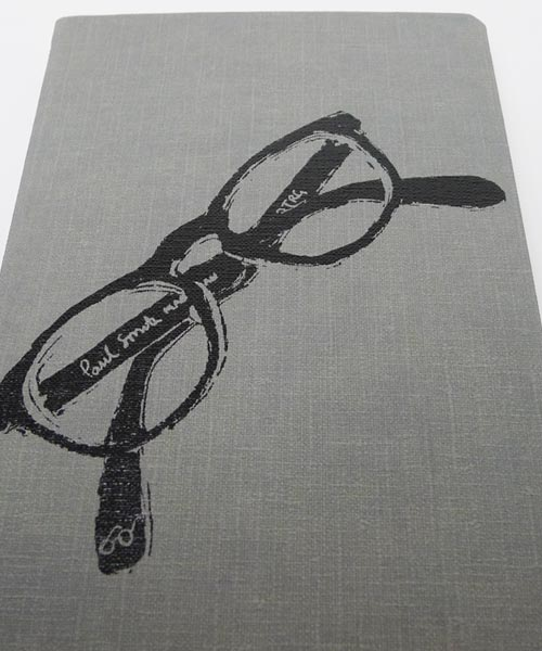 PAUL SMITH GREY SPECTACLE Carnet de route #2