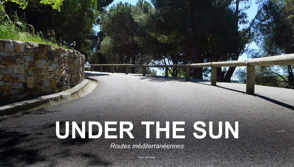 UNDER THE SUN Routes